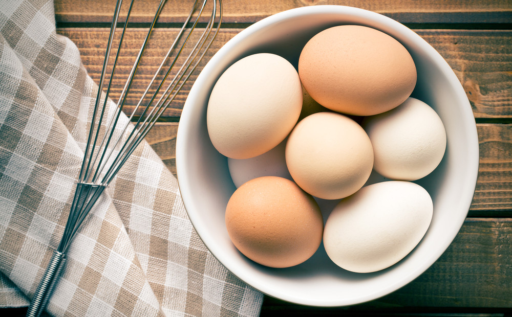 Eggs are the most versatile foods to cook.