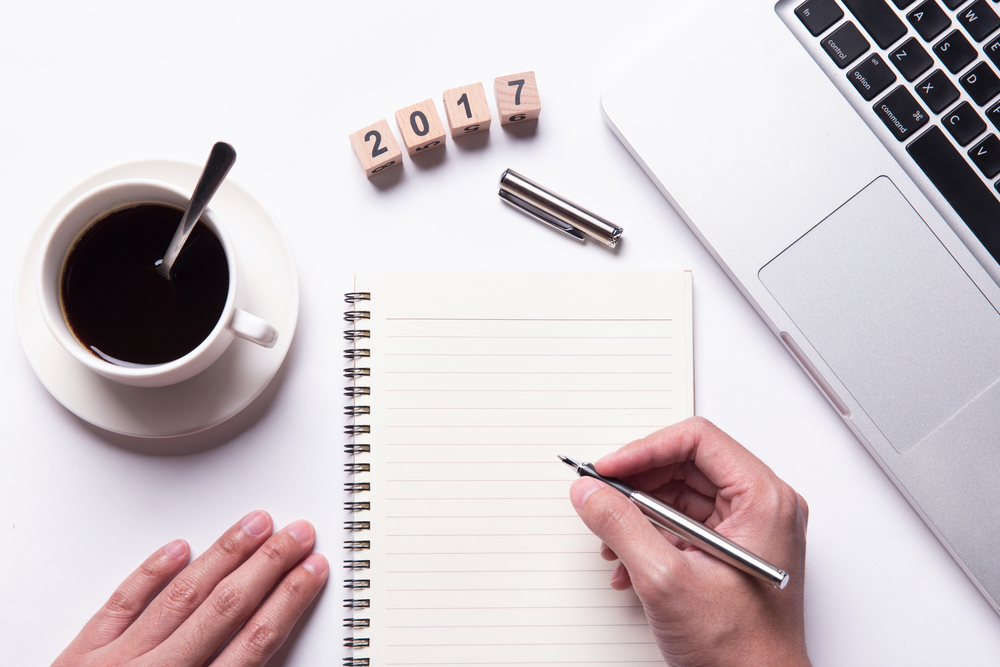 3 New Year's Resolutions You Can Actually Keep in 2017