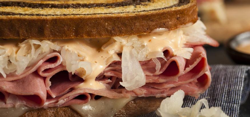Best Reuben Sandwich Kansas City | Kate's Kitchen
