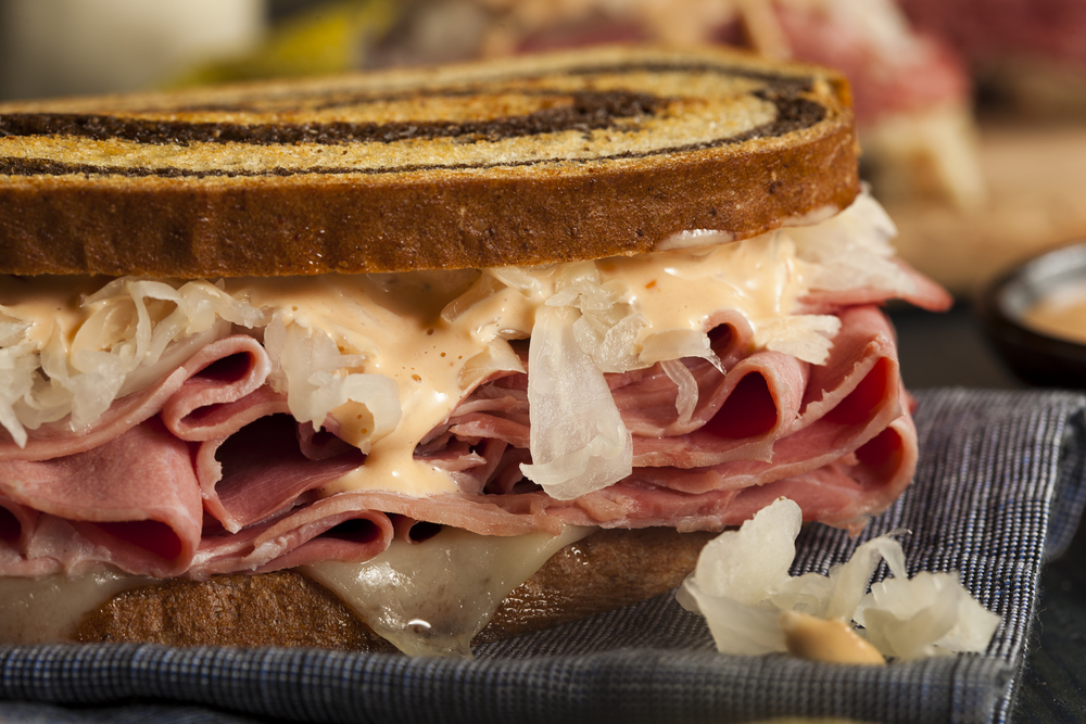 Best Reuben Sandwich Kansas City | Kate's Kitchen