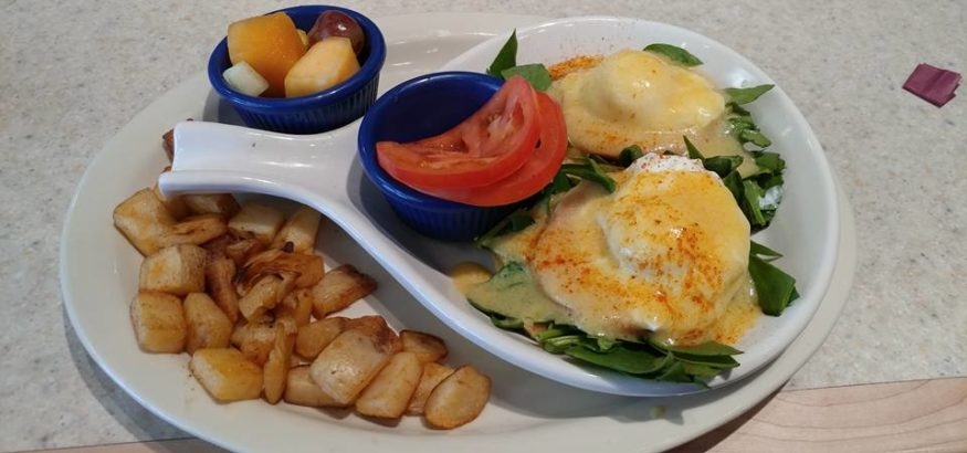 Eggs Benedict Kansas City