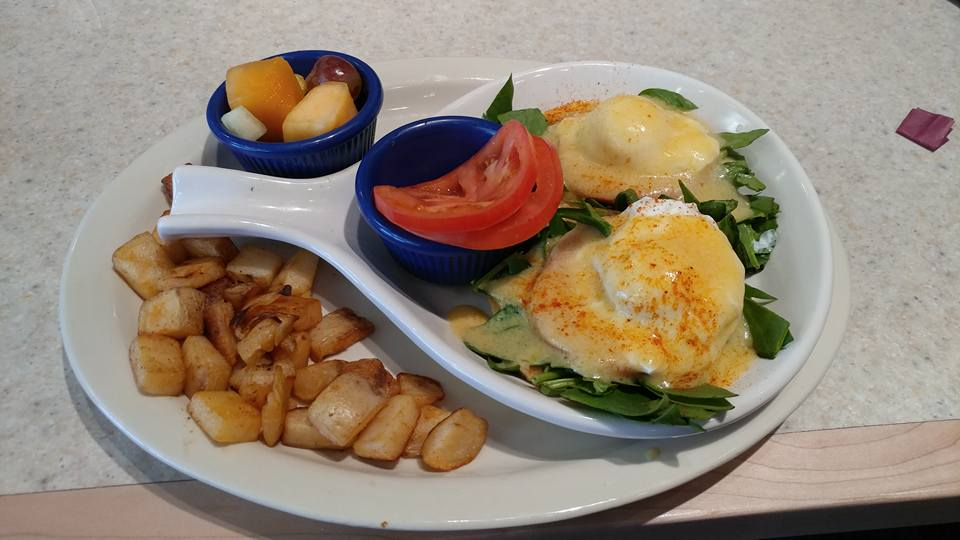 Eggs Benedict Kansas City