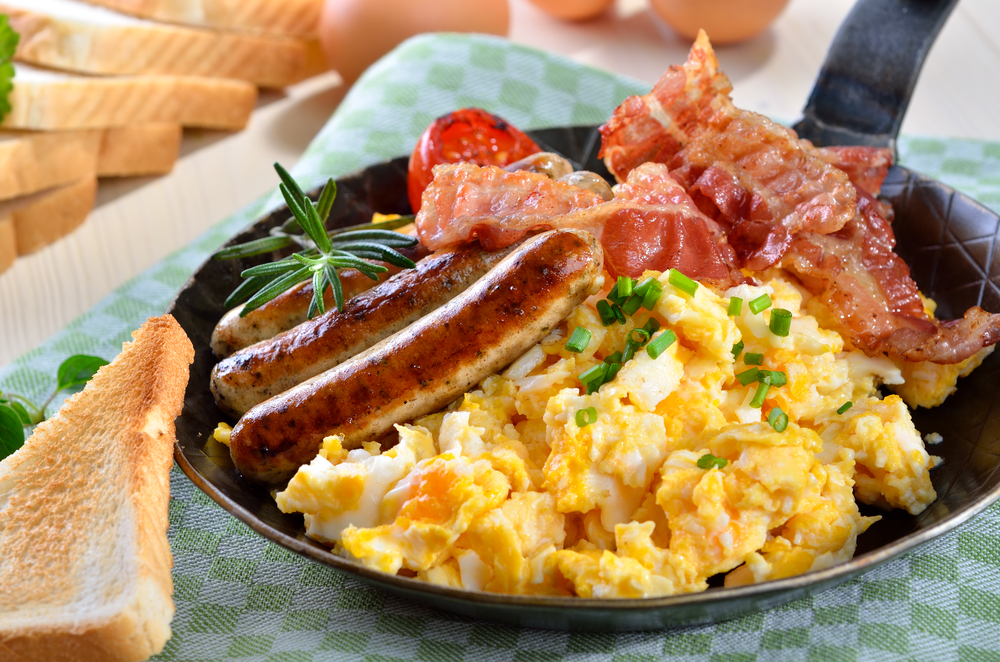 Sausage Amp Bacon The Unsung Heroes Of Breakfast Food