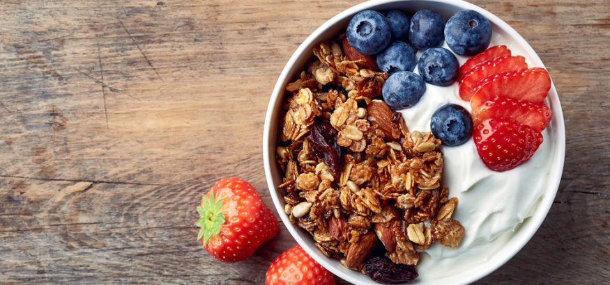 Benefits of Eating More Yogurt | Kate's Kitchen KC