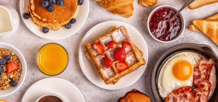 breakfast-spread
